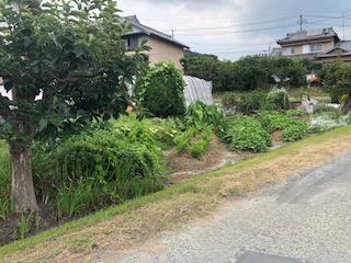 【外観】森町円田 売土地 畑