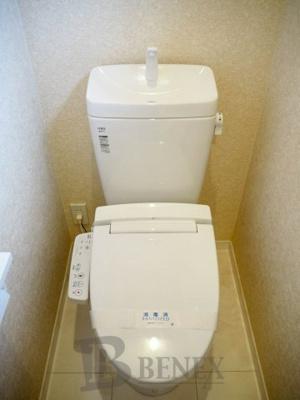 ヒルズ369のトイレです