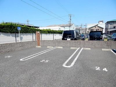 駐車場継承可