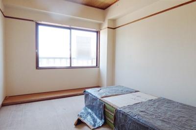 【寝室】広谷ハイツ