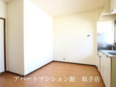 【居間・リビング】シティハイムコスモス