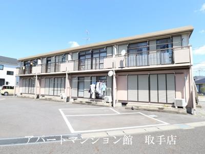 【外観】シティハイムコスモス