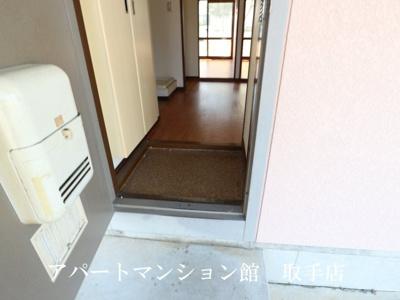 【玄関】シティハイムコスモス