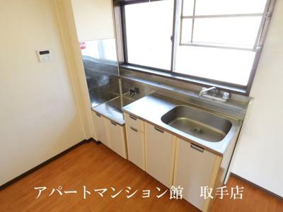 【キッチン】シティハイムコスモス