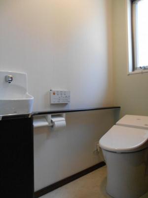 【トイレ】亀山市みずきが丘戸建