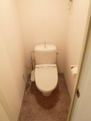 【トイレ】セラーフヒル