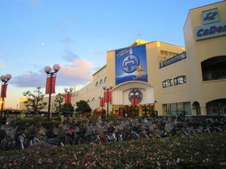 ショッピングモール 鳳ウィングスまで徒歩でいけます