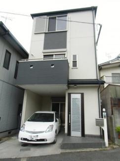堺市西区北条町 中古住宅 平成21年建築