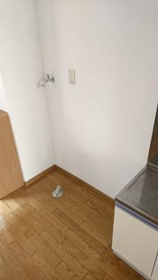 洗濯機 冷蔵庫スペース
