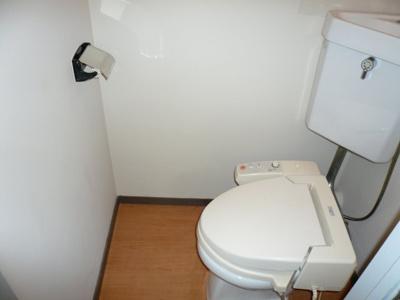 【トイレ】田園ハウス