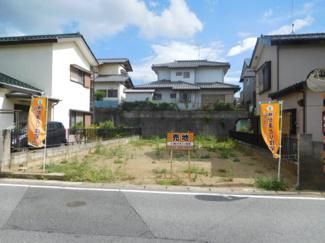 グランファミーロ誉田 土地 誉田駅 土地が平坦で建築しやすい日当たり良好な土地です。