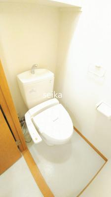 【トイレ】ヴィラポワール