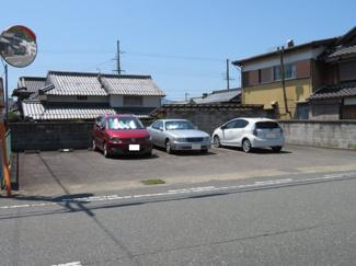 【外観】神駐車場