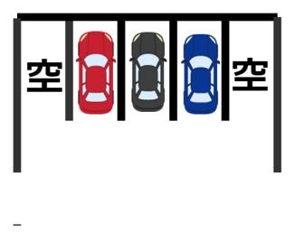 【区画図】神駐車場