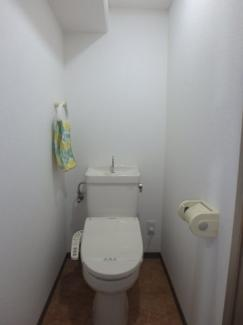【トイレ】ネクスト倉田 西館
