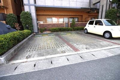 【駐車場】パデシオン京八幡