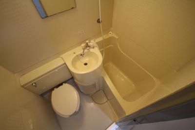 【浴室】アーバン王子公園