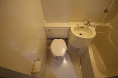 【トイレ】アーバン王子公園