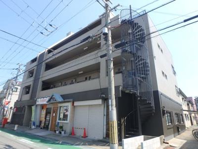 【外観】スペースマンション八戸ノ里