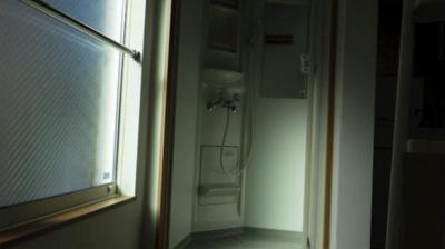 フェリスアースのシャワールーム