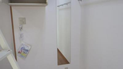 フェリスアースの居間です