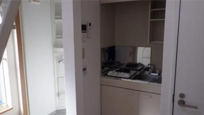 フェリスアースのお料理しやすいキッチンです