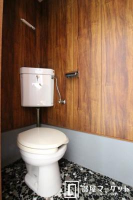 【トイレ】第1マンション龍