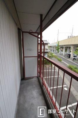 【バルコニー】第1マンション龍