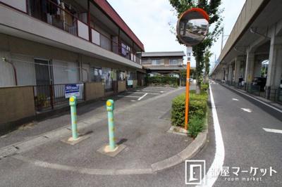 【駐車場】第1マンション龍