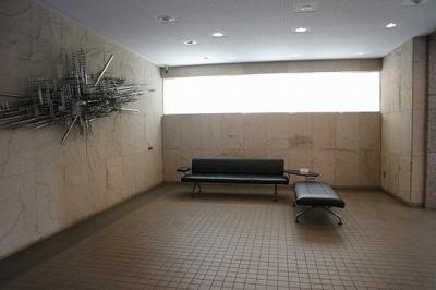 【エントランス】コスモ西大島グランステージ 1996年築 リフォーム済