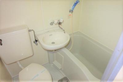 【浴室】ドミール昭島