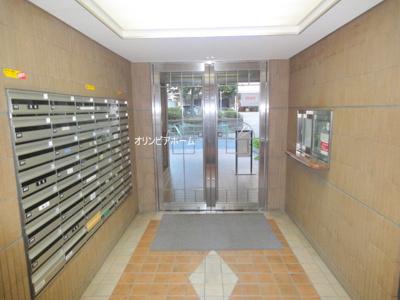 【展望】大島サンハイツ 大島駅9分 2階 角部屋 リフォーム済