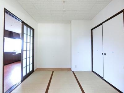 【和室】吉井ハイツ C棟