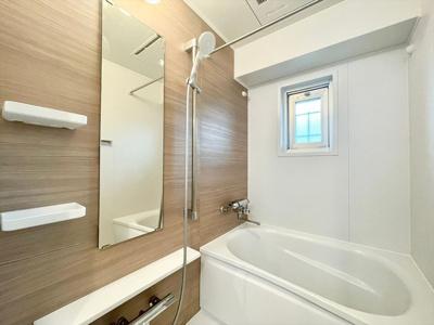 【浴室】コープ木場 10階部分 リ ノベション 木場駅2分