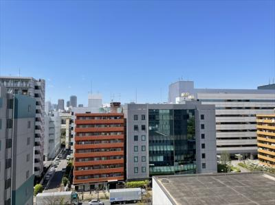 【展望】コープ木場 10階部分 リ ノベション 木場駅2分
