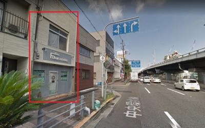 【周辺】住居付店舗!!キッチン・バス新装ピカピカ!堺東から10分!中環に面しバス停近く