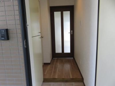 【玄関】エポック宮前平