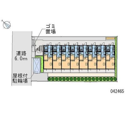 【区画図】ハートポート