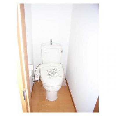 LMのトイレ