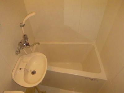 【浴室】エレガンスコーポ南田辺