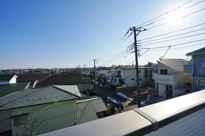 【展望】保土ヶ谷区法泉2丁目新築一戸建て【成約】