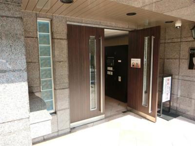 【エントランス】サニーコート中板橋第2