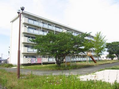【外観】ビレッジハウス大木1号棟