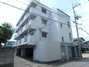 岡山市南区万倍のマンションの画像