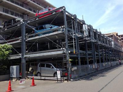 【駐車場】グレーシアガーデンたまプラーザ
