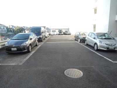 【駐車場】上大岡ハイツC棟