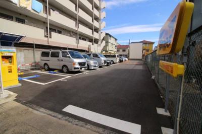 【駐車場】ハイツ平成