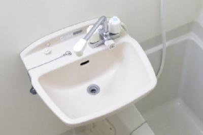 【洗面所】レオパレスボヌール