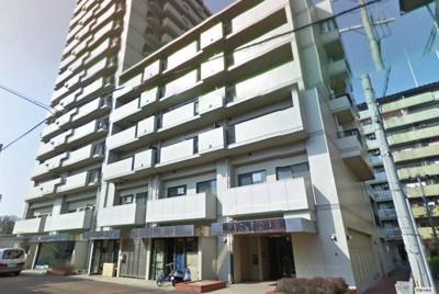 【外観】フェニ―チェ堺の隣!19.51坪! 事務所