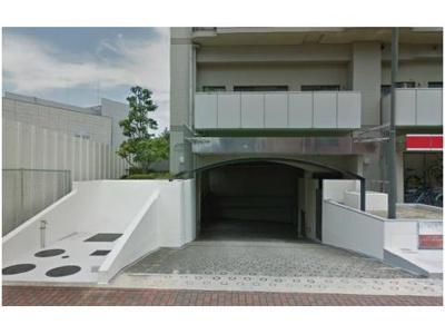 地下駐車場(空き確認要)